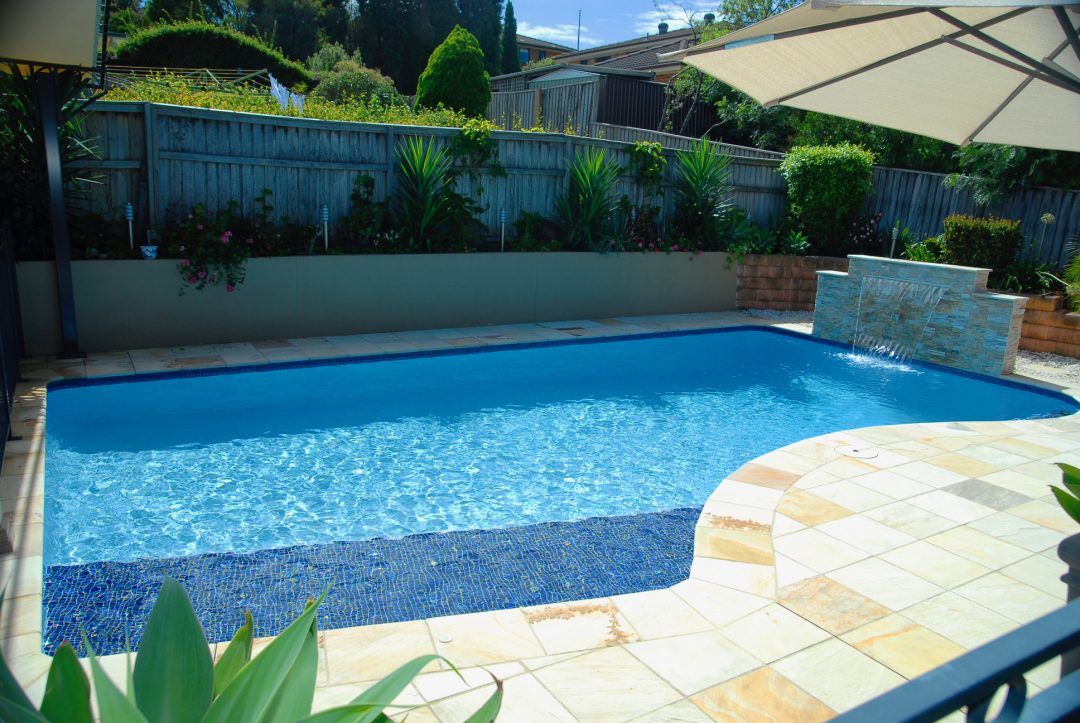 Hills District, NSW. Custom Pool